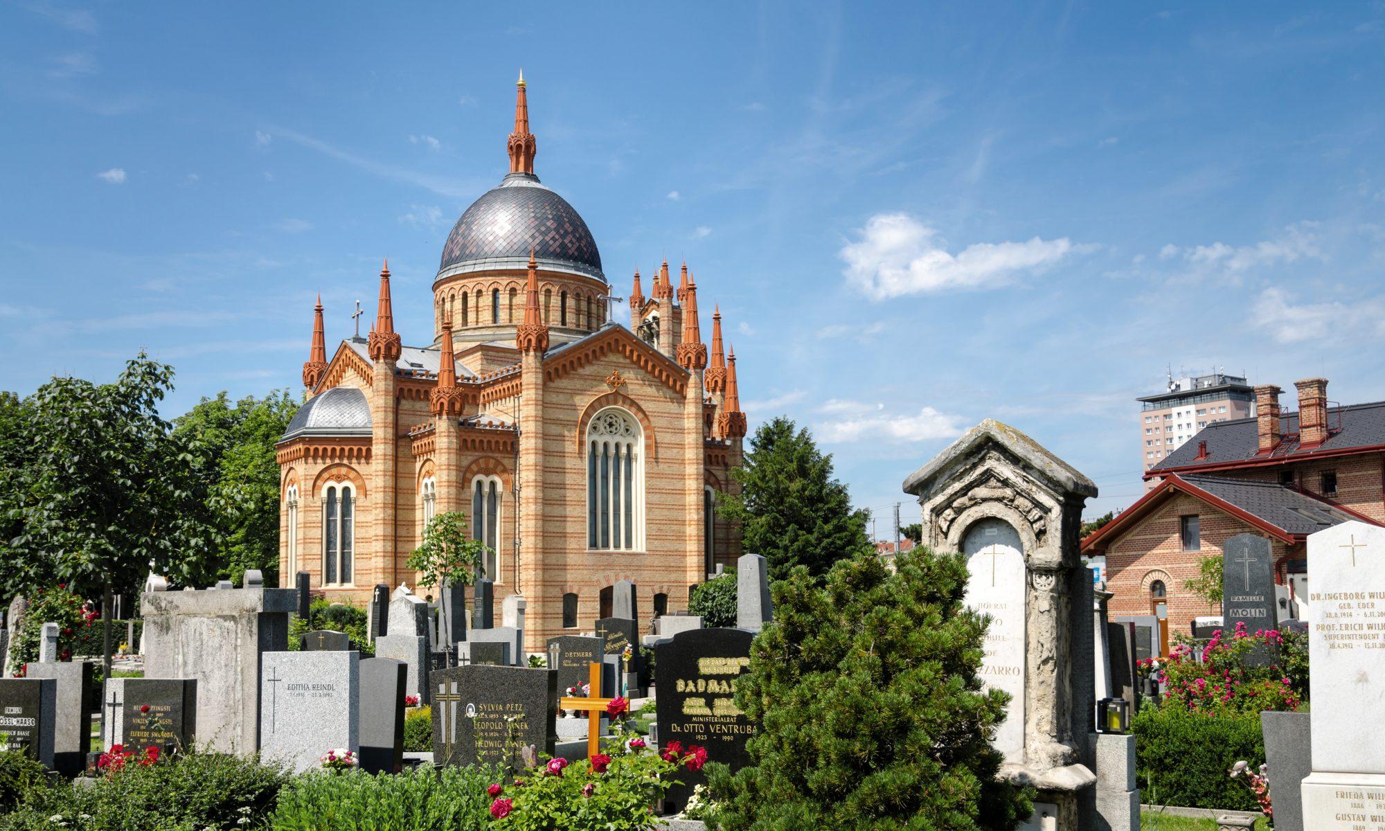 Evangelischer Friedhof Matzleinsdorf