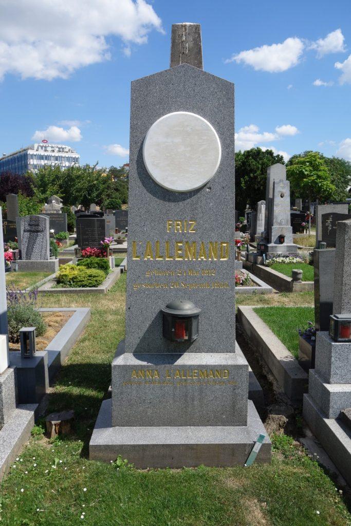 Friedrich Wilhelm L`ALLEMAND