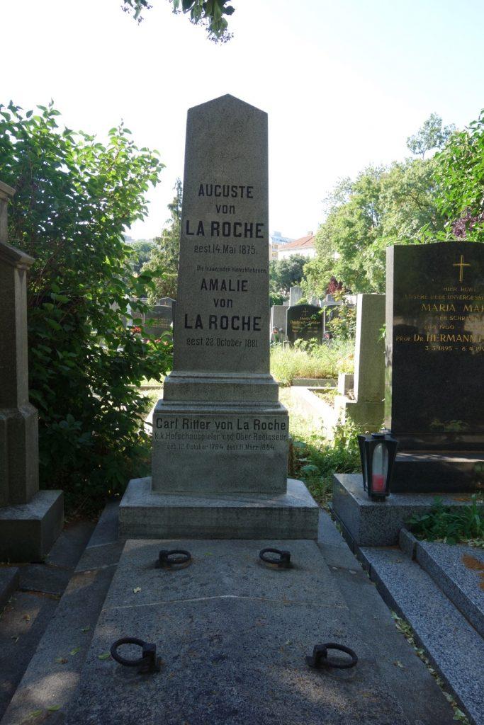 Karl RITTER VON LAROCHE