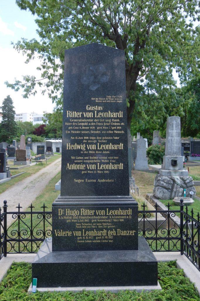 Gustav von LEONHARDT