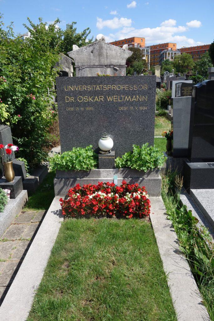 Oskar WELTMANN