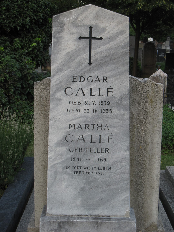 Edgar Ernst Leon CALLE