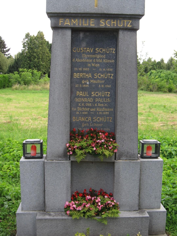Paul  Ignatz SCHÜTZ (Pseudonym: Konrad PAULIS)