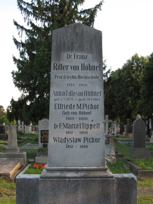 Franz Ritter von HÖHNEL