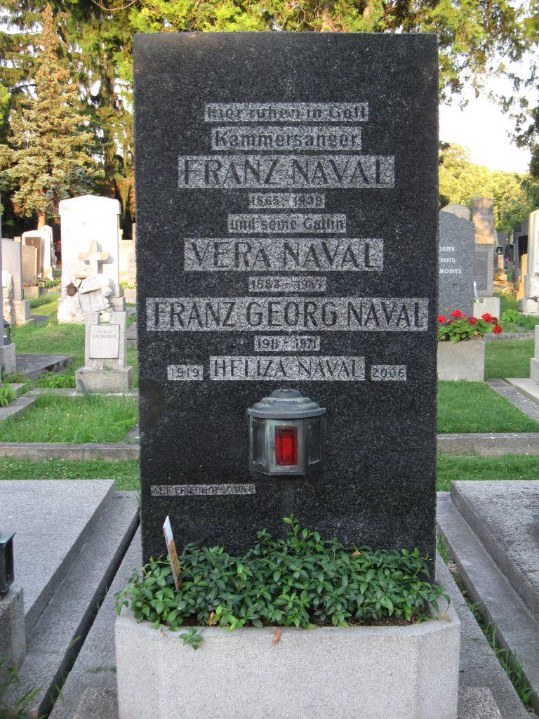 Franz NAVAL (eigentlich: Pogacnik)