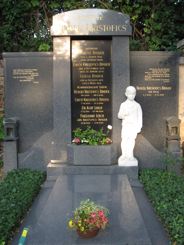 Rudolf KRISTOFICS - BINDER