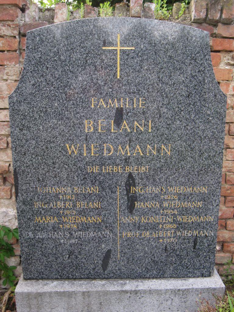 Dr. Albert WIEDMANN