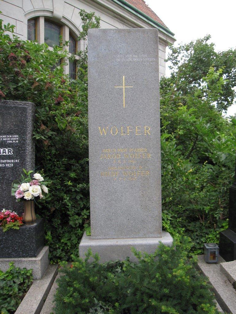 Jakob WOLFER