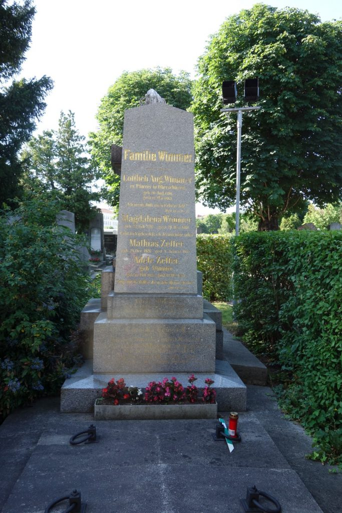 Gottlieb August WIMMER