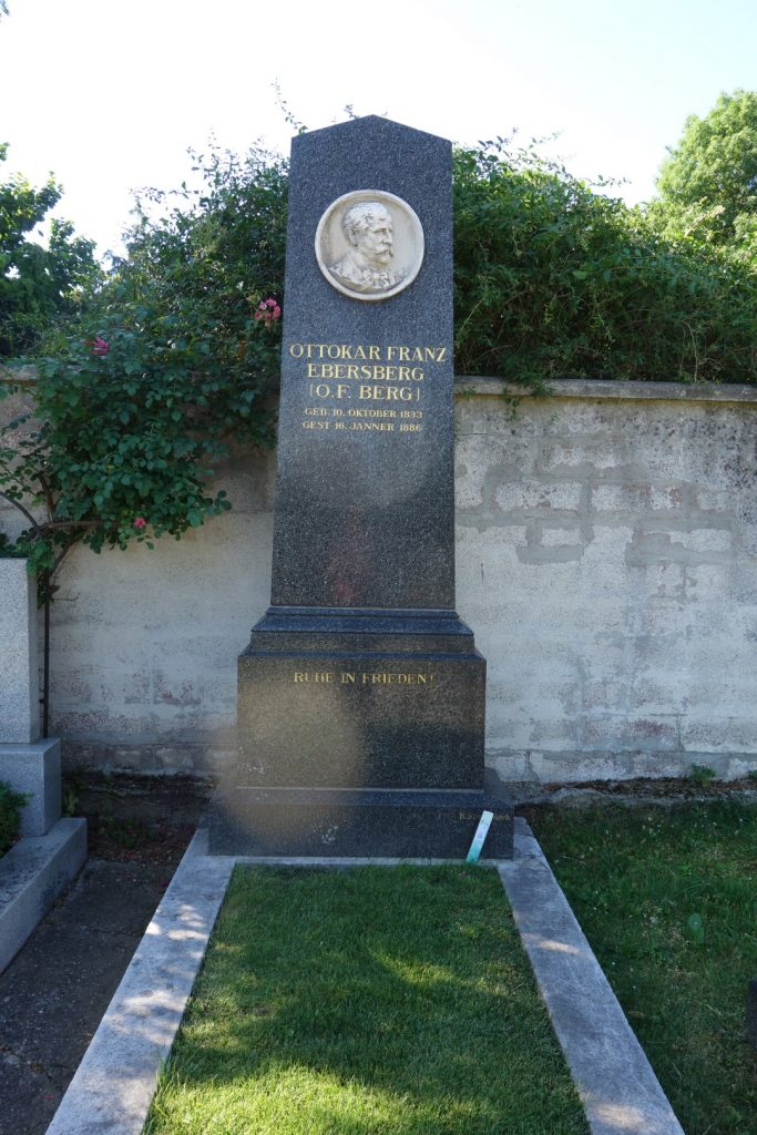 O. F. Berg (eigentlich: Ottokar Franz EBERSBERG)