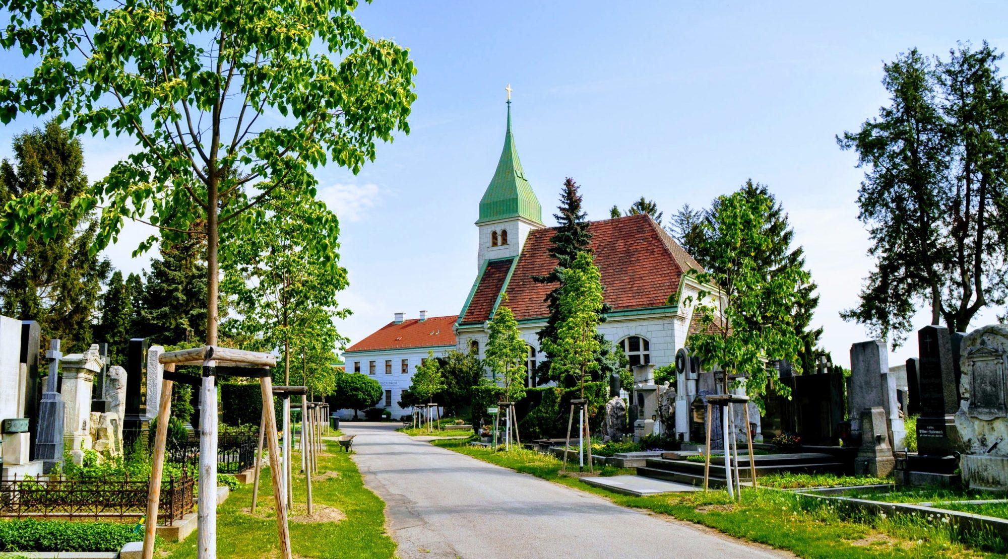 Evangelischer Friedhof Simmering