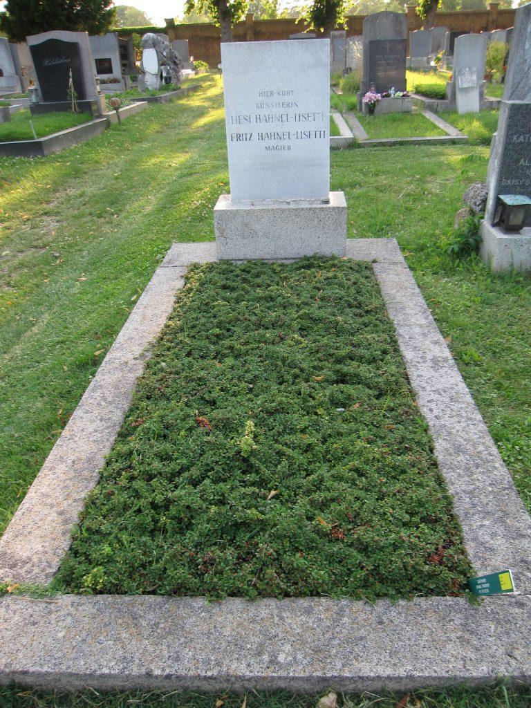 Friedrich HAHNEL (genannt: Lisetti)