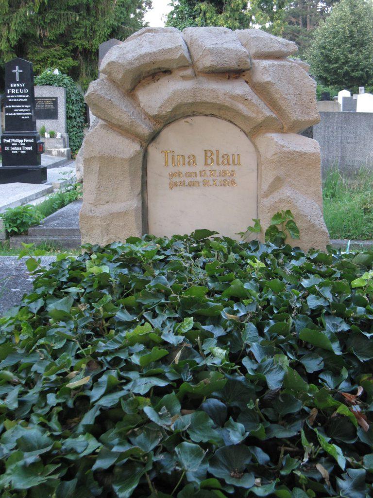 Tina BLAU (verh. Lang)