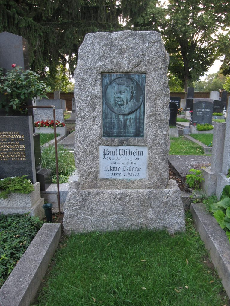 Wilhelm DWORACZEK  (Pseudonym: Paul Wilhelm)