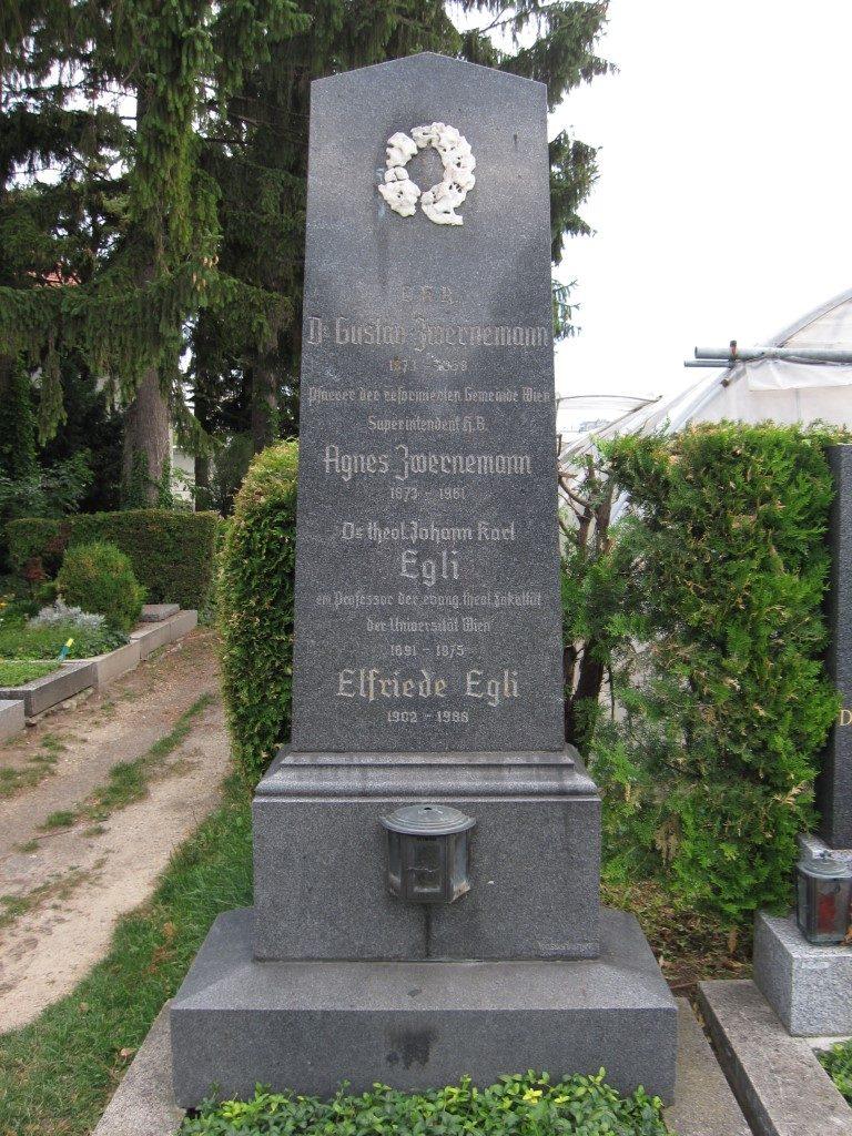 Dr. Johann Karl EGLI